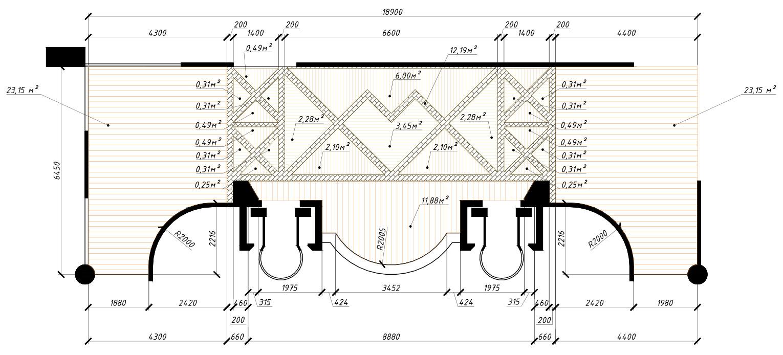 План полов в Lumion3D