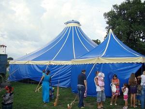 Рабочий проект Цирк-Шапито
